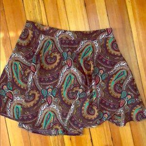 Never worn lush skirt from Nordstrom!